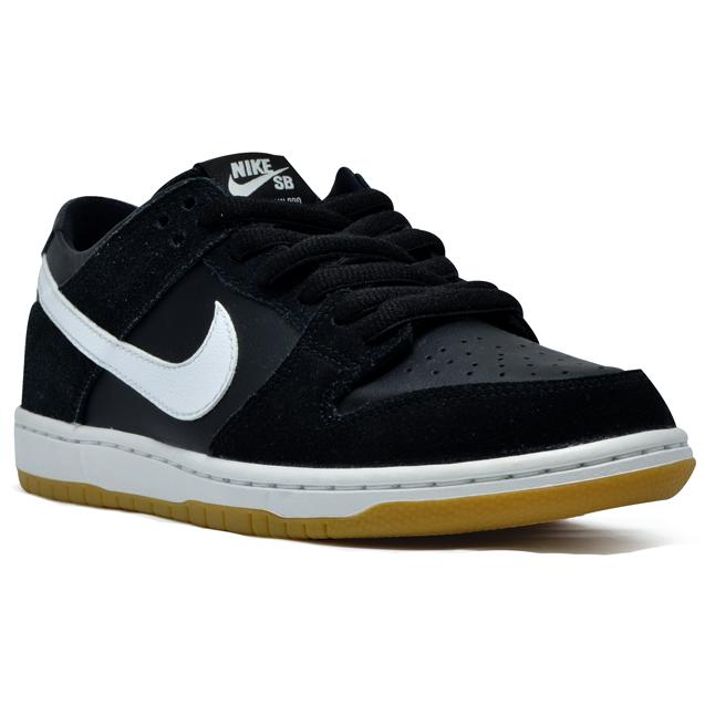 Tênis Nike Sb Dunk Low Pro Preto/ Branco