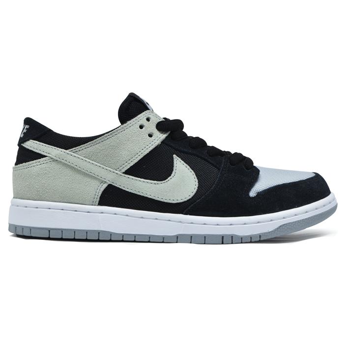 Tênis Nike Sb Dunk Low Pro Preto / Cinza