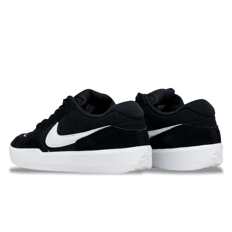 Tênis Nike SB Force 58 Preto / Branco