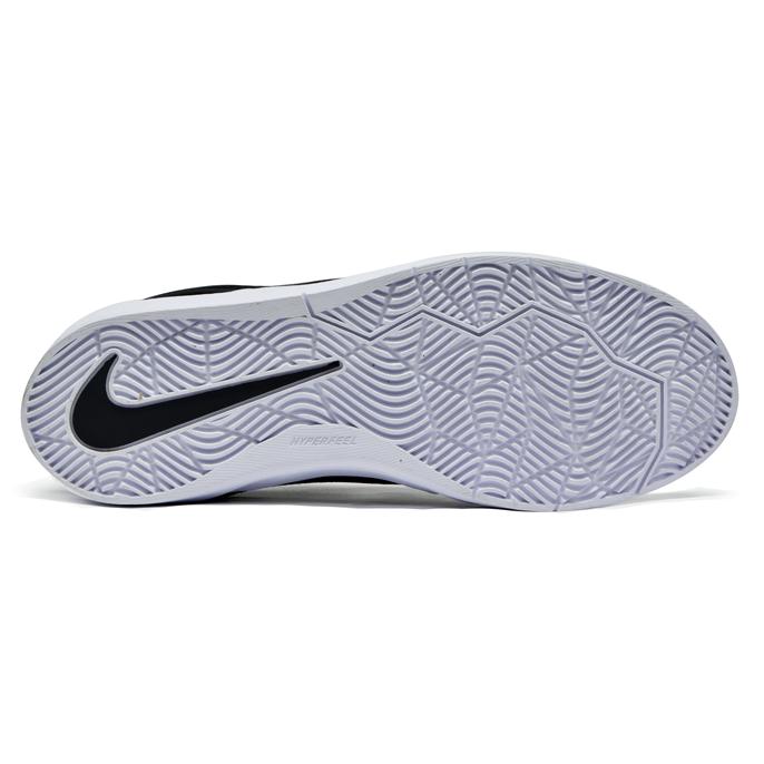Tênis Nike Sb Janoski Hyperfeel Preto / Branco