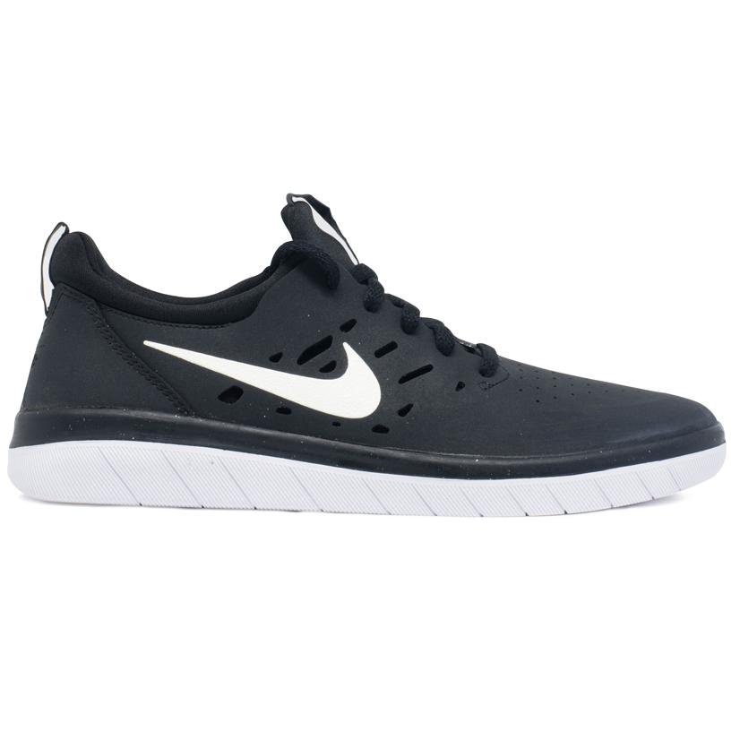 Tênis Nike SB Nyjah Free Preto