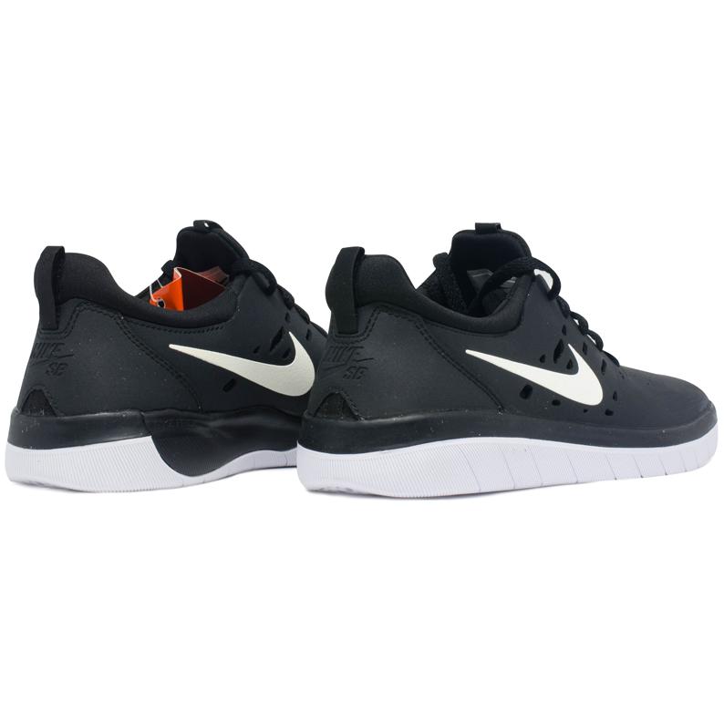 482c1b9a15b ... Tênis Nike SB Nyjah Free Preto ...