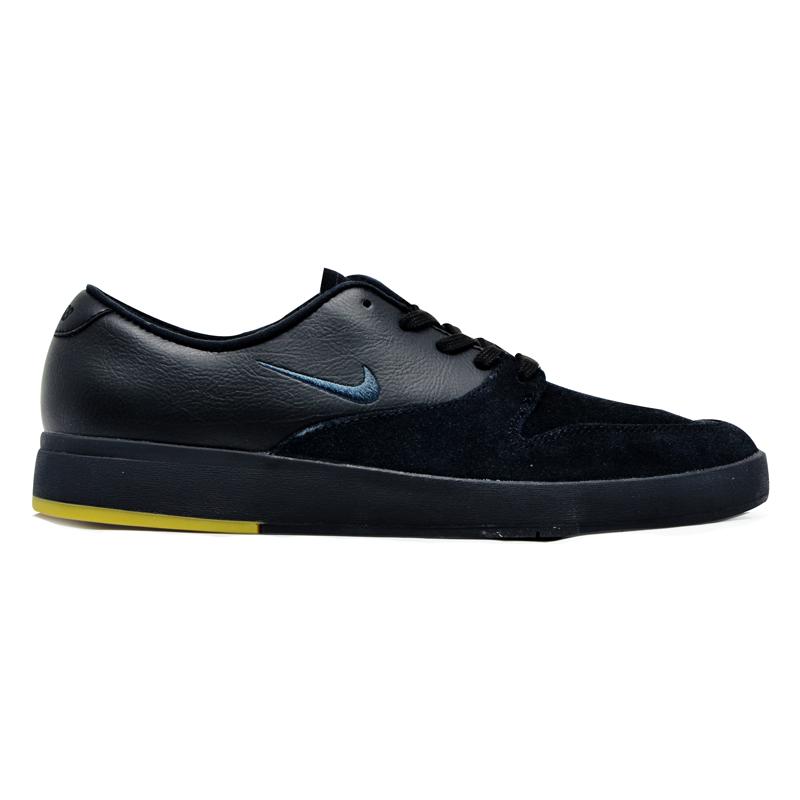 Tênis Nike Sb Paul Rodriguez Preto Total