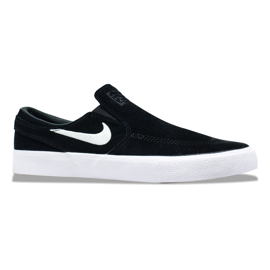 Tênis Nike SB Zoom Janoski Slip RM Preto / Branco