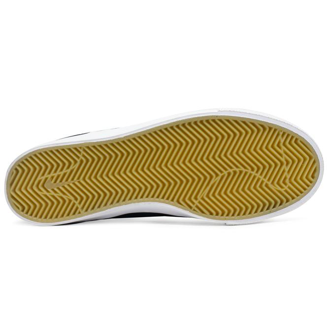 Tênis Nike Sb Zoom Stefan Janoski Canvas RM Preto / Dourado