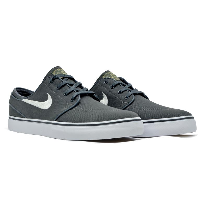 cc6590c096 ... Tênis Nike Sb Zoom Stefan Janoski Cinza   Branco - Via Skate Shop ...
