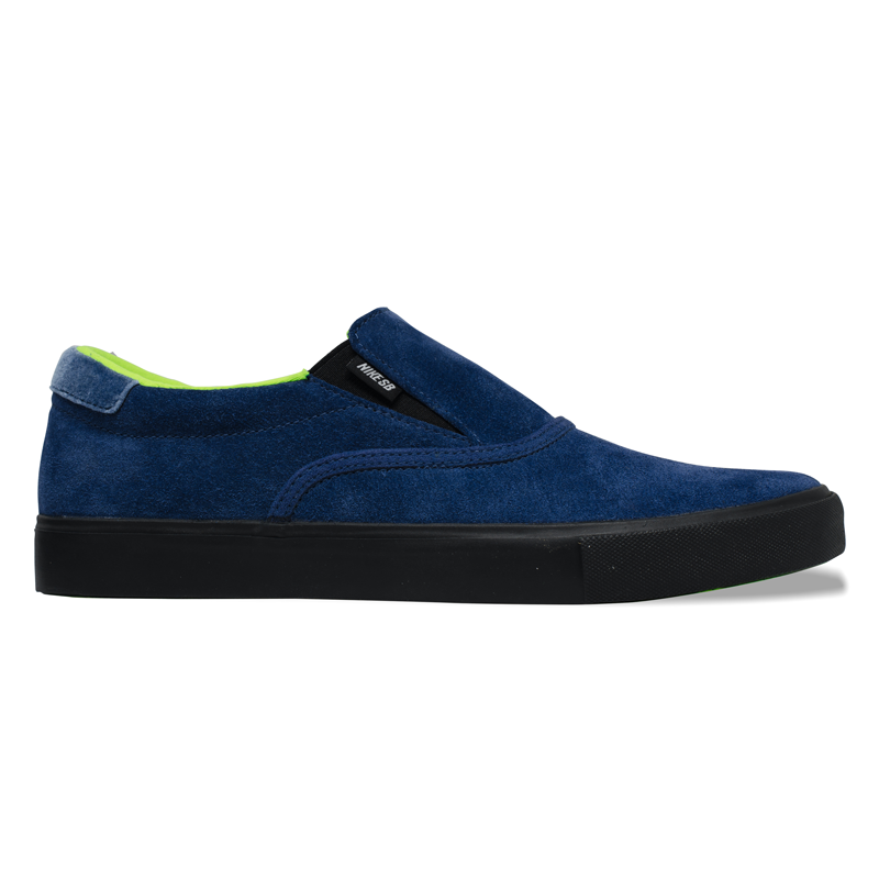 Tênis Nike SB Zoom Verona Slip Leo Baker Azul / Preto