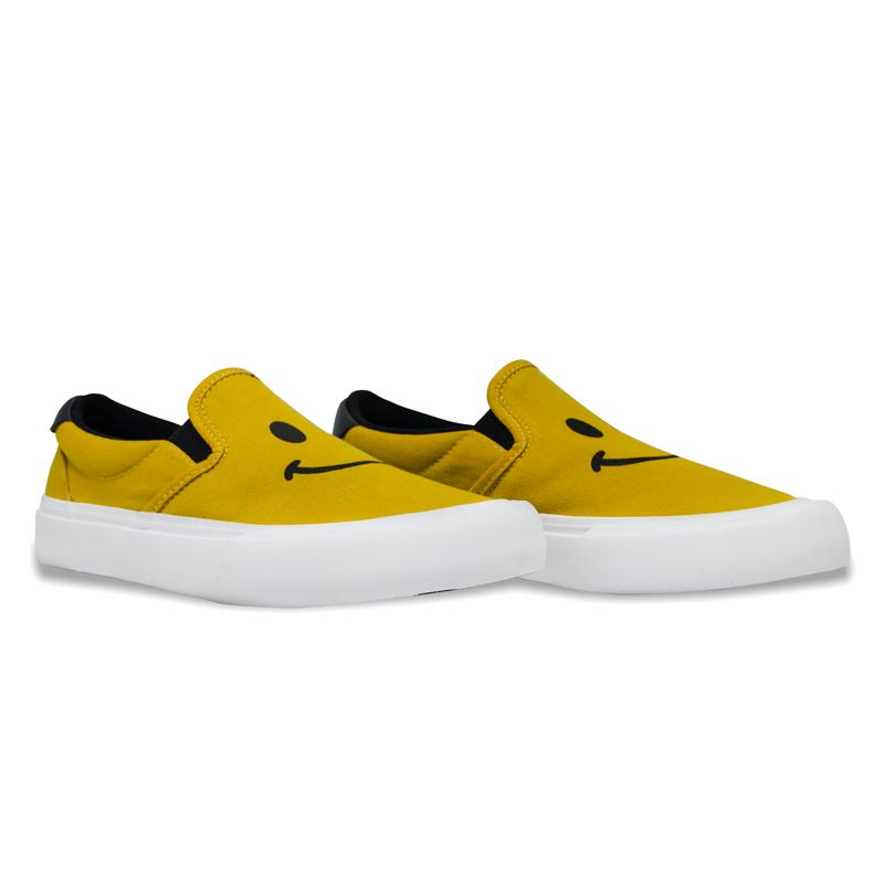 Tênis Straye Ventura Smile Butter Amarelo
