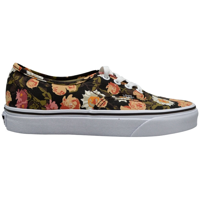 Tênis Vans Authentic Abstract Floral