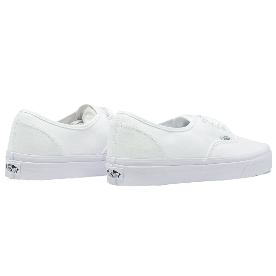 ... Tênis Vans Authentic Branco - Via Skate Shop bb0ac1974dde5