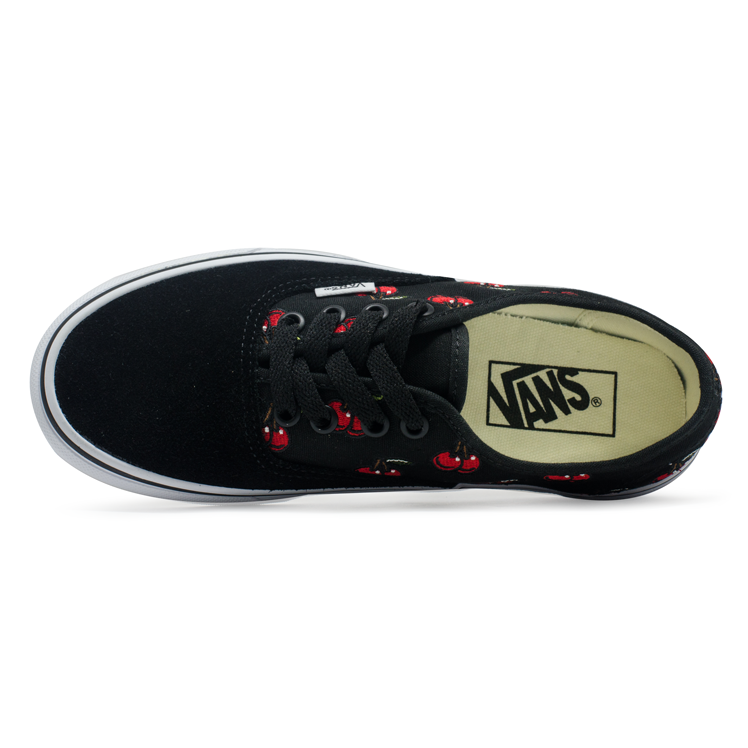 Tênis Vans Authentic Cherries Preto