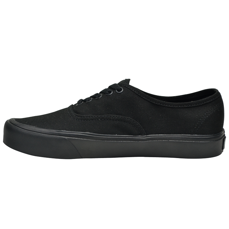 Tênis Vans Authentic Lite Canvas Preto Total