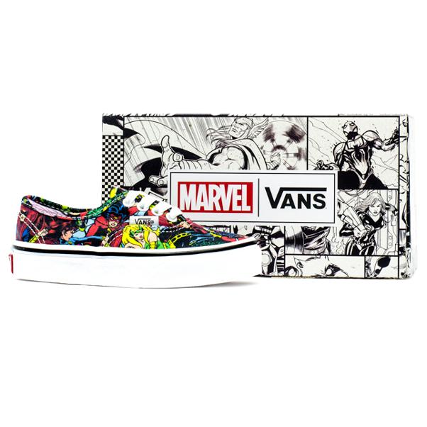 Tênis Vans Authentic Marvel Multi