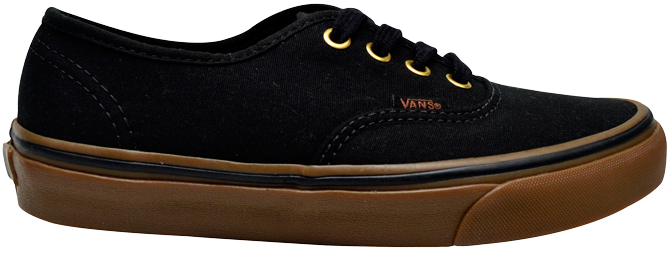Tênis Vans Authentic Preto / Natural