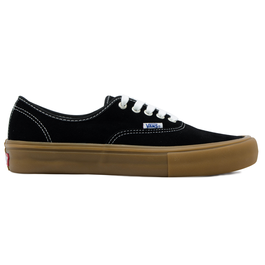 Tênis Vans Authentic PRO Preto/Natural