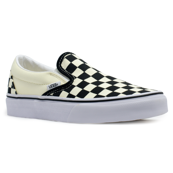 Tênis Vans Classic Slip-on Checkerboard
