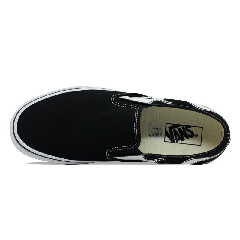 Tênis Vans Classic Slip-On Flame VNOA33TBK68