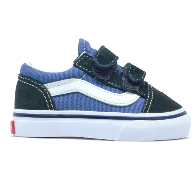 f8666d7b30807 Tênis Vans Old Skool Baby Navy Azul