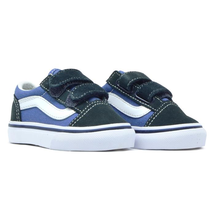Tênis Vans Old Skool Baby Navy Azul