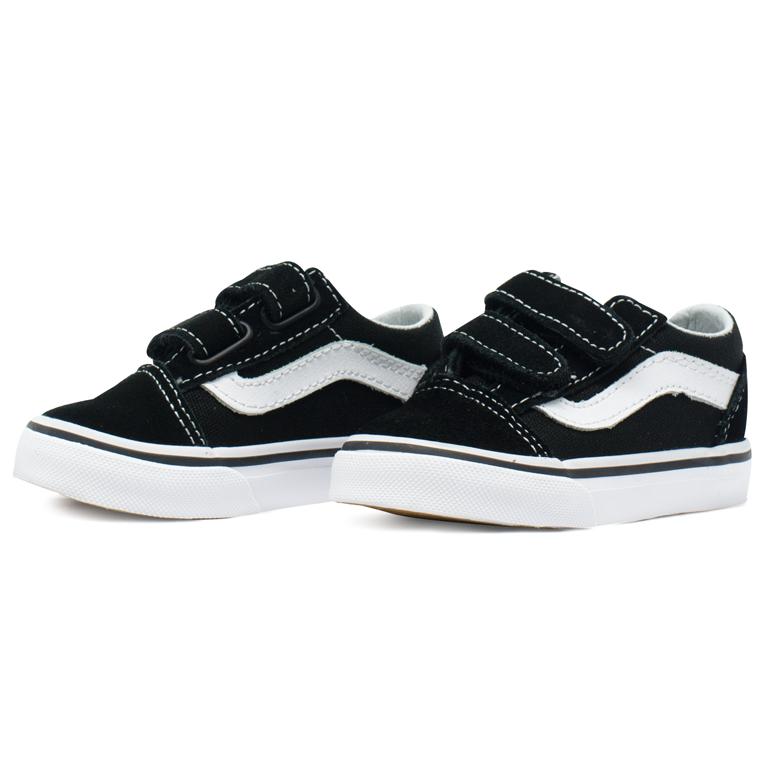 Tênis Vans Old Skool Baby Preto/Branco