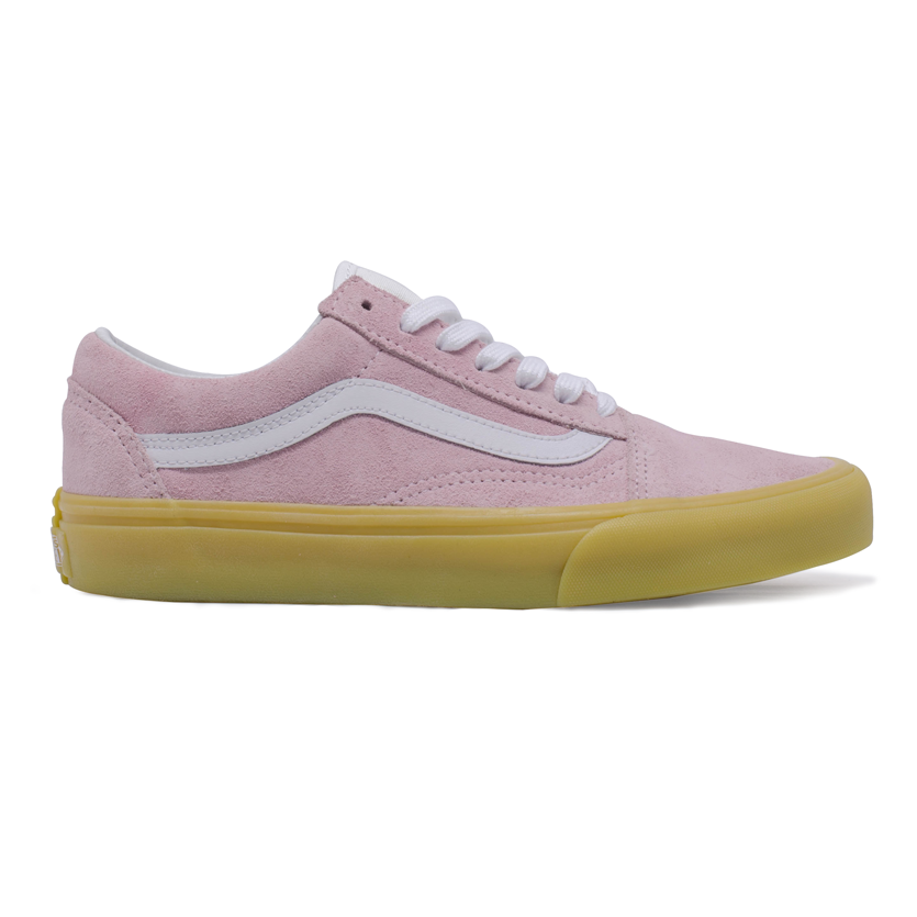 1c12f1cdc9d Tênis Vans Old Skool Double Light Gum Rosa