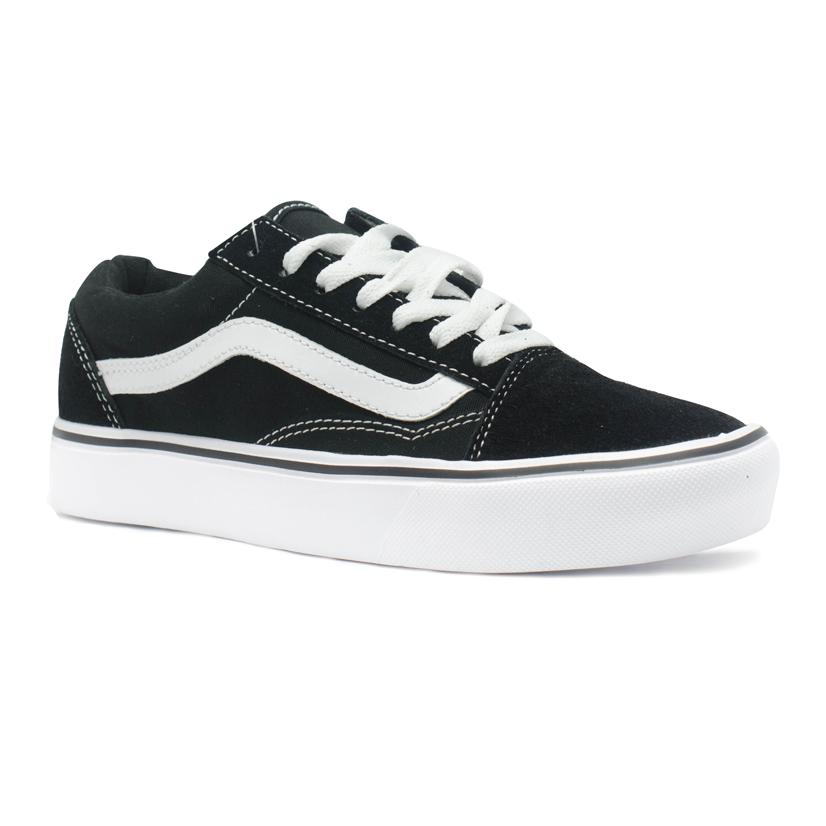 Tênis Vans Old Skool Lite Preto / Branco