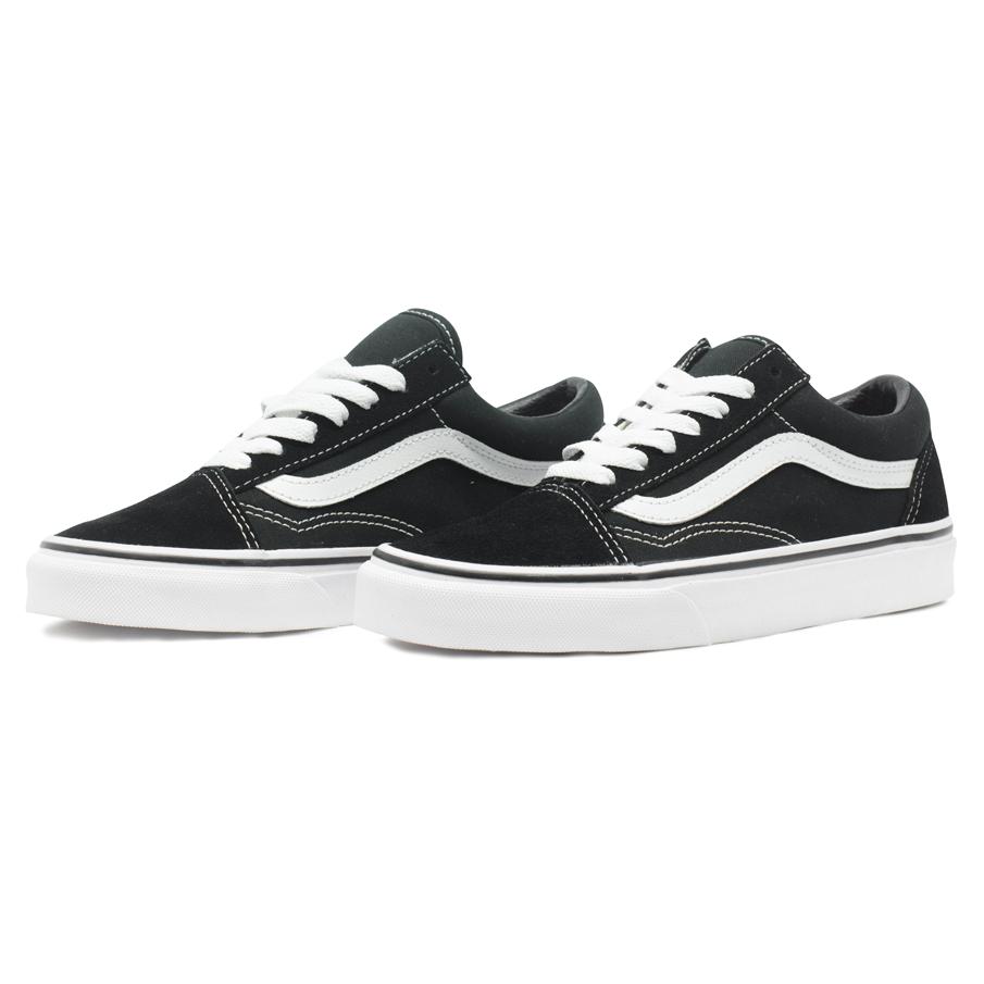 Tênis Vans Old Skool Preto/Branco