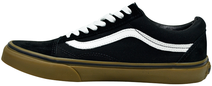 Tênis Vans Old Skool Preto / Natural