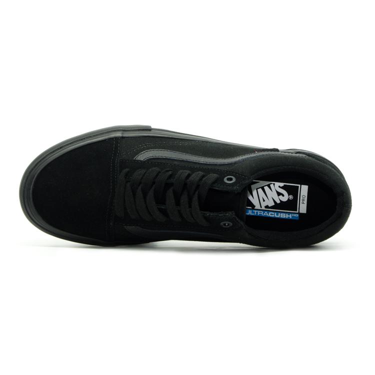 99fe437a88 ... Tênis Vans Old Skool PRO Preto - Via Skate Shop ...