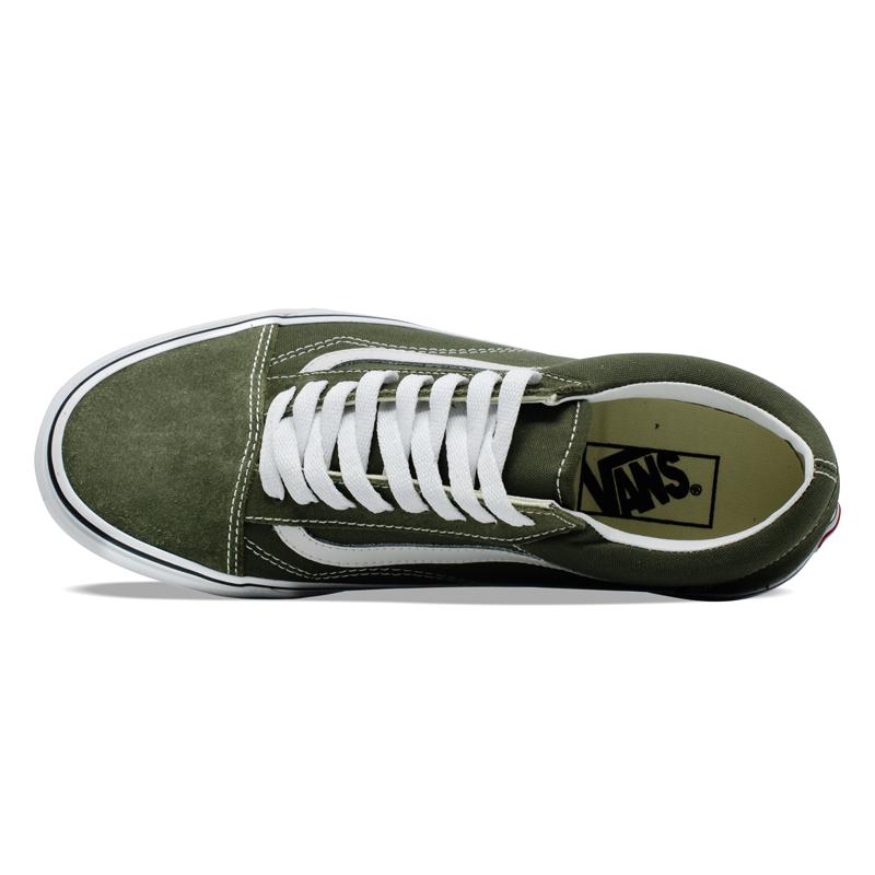 Tênis Vans Old Skool Verde Musgo VNBA38G10FI