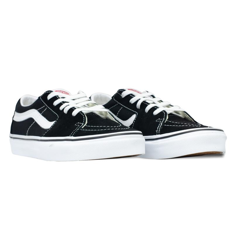 Tênis Vans Sk8-Low Preto / Branco VN0A4UUK6BT