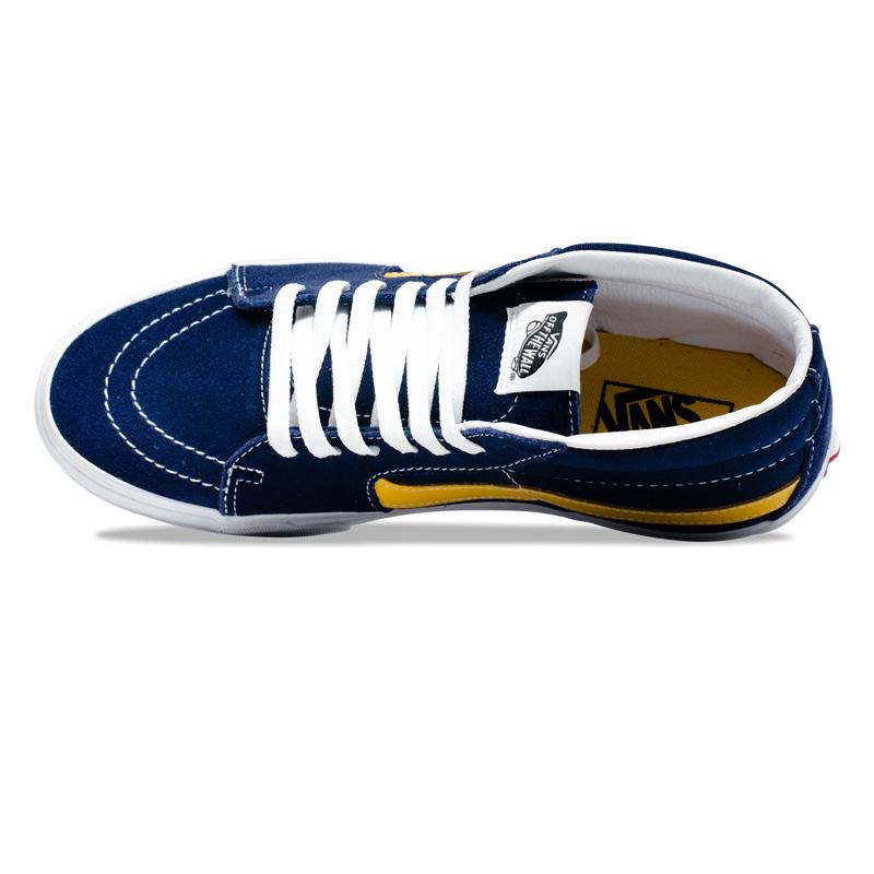 Tênis Vans Sk8 - Mid Classic Dress Blues VN0A3W34PL