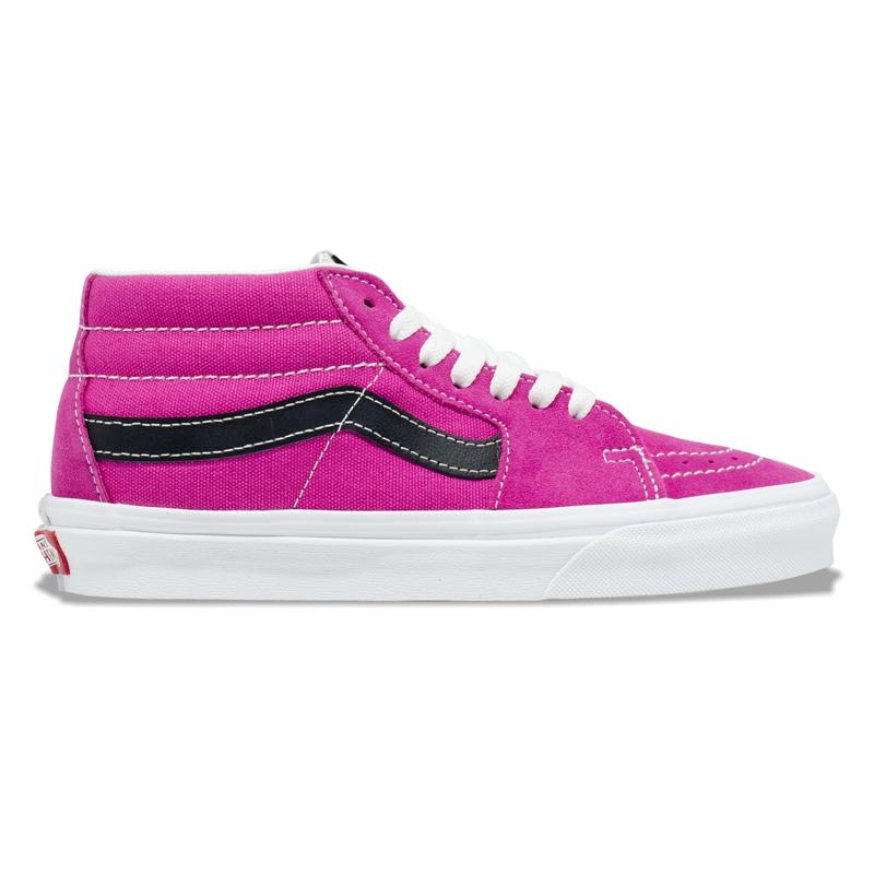 Tênis Vans Sk8 - Mid Pink VN0A3WM3XGG