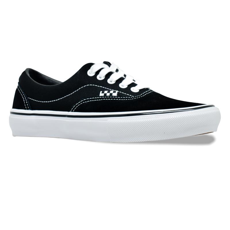 Tênis Vans Skate Era Preto / Branco VN0A5FC9Y28