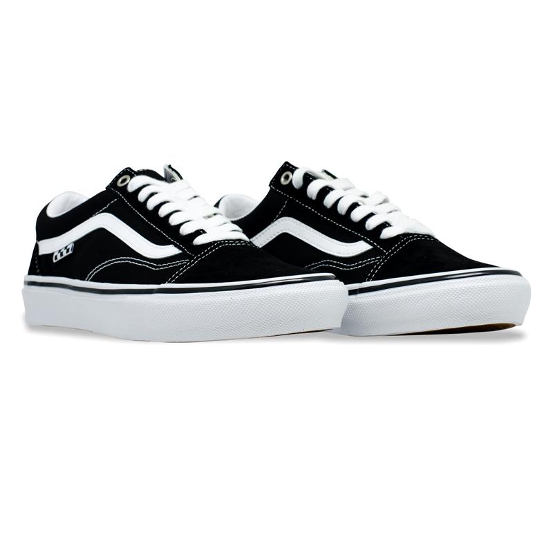 Tênis Vans Skate Old Skool  Preto e Branco VN0A5FCBY28