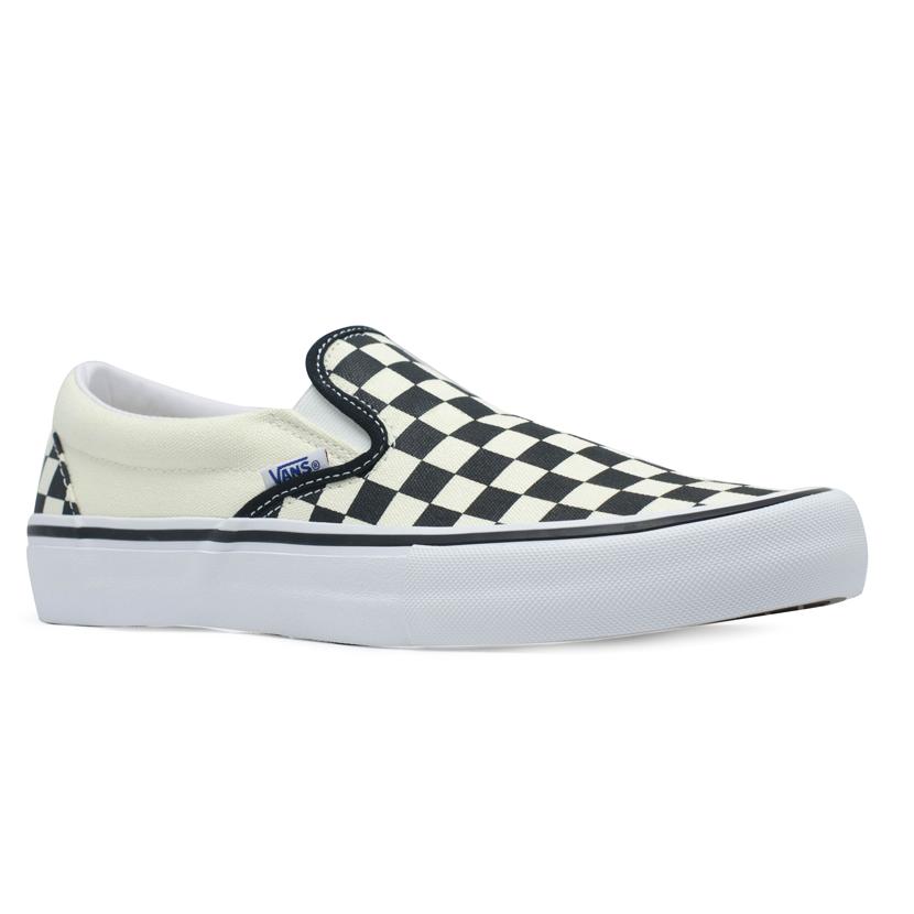 Tênis Vans Slip-On Pro Checkerboard