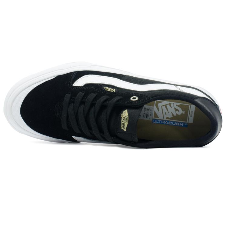 b845e87354 ... Tênis Vans Style 112 Pro Black White - Via Skate Shop ...