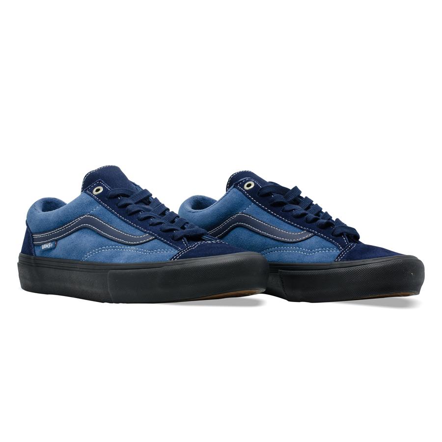 Tênis Vans Style 36 PRO Azul / Preto