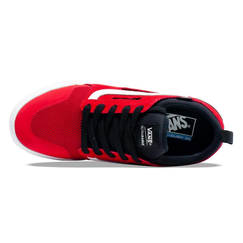Tênis Vans Ultrarange 3D Vermelho / Preto VN0A3TKW458