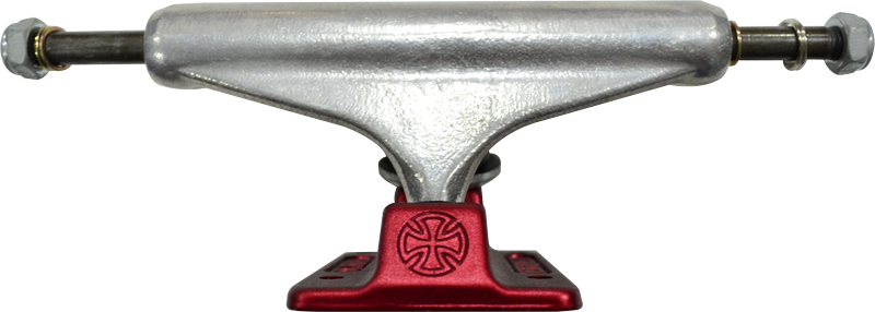Truck Independent 129mm LOW SKU Parafuso Central e Lateral Vazado - (1 par)