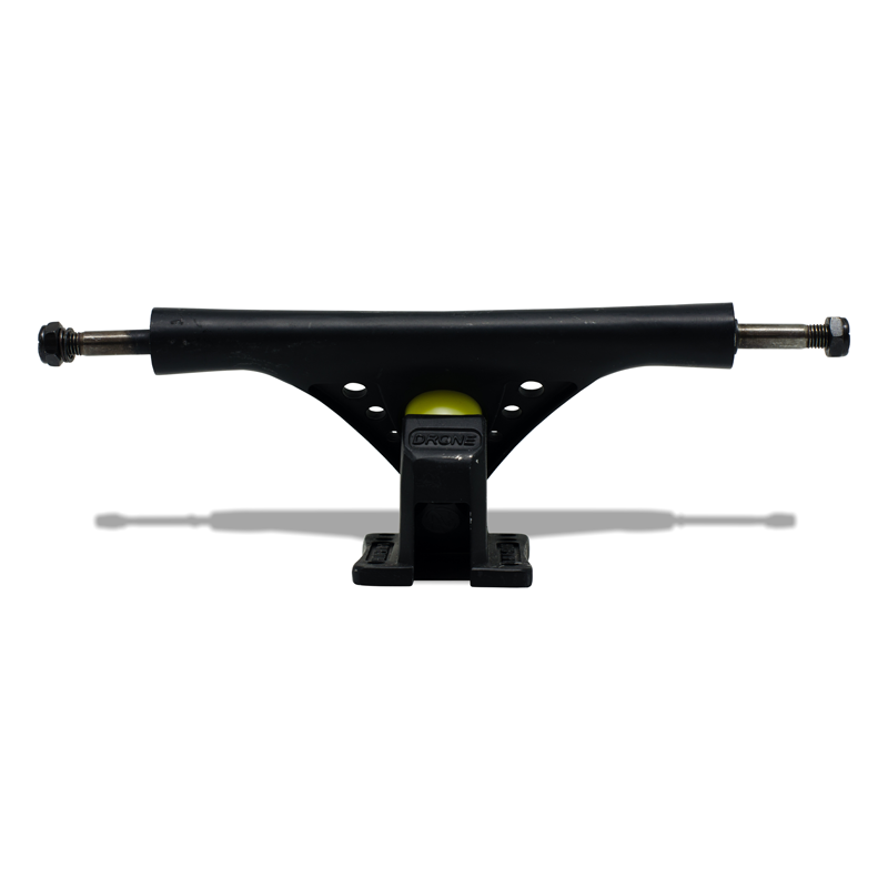 Truck para Longboard Navigator 180mm Matte Black 50 Degrees