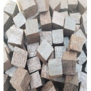 Cubos de madeira bálsamo - 10g