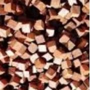 Cubos de madeira Cumaru 10g