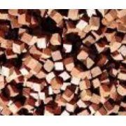Cubos de madeira putumuju - 10g