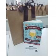 Kit com Curso de Cerveja Artesanal + Livro Cerveja em Casa