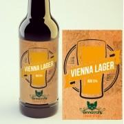 KIT para produção de 20 litros de cerveja do estilo Vienna Lager