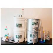 Kit para Produzir Cerveja em Casa 10 litros - Intermediário - Bazooka