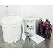 Kit para produzir cerveja em casa 10 litros Econômico