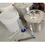 Kit para produzir cerveja em casa 10 litros - Publicerveja