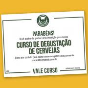 Vale Curso - Degustação e Harmonização de Cervejas Artesanais – Básico